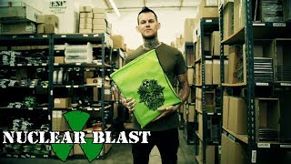 CARNIFEX - What#39s In My Bag with Scott Ian Lewis OFFICIAL INTERVIEW