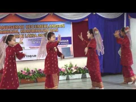 Joget Kelantan SKZ1 2011