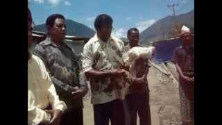 ACARA PODO(Pentang Pitak)-2: Upacara Adat Perkawinan Budaya Manggarai-Flores-NTT-Indonesia