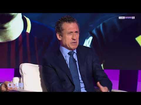 """Valdano: """"Se nos va una leyenda de nuestro fútbol (Iniesta), un jugador distinto, diferente"""""""