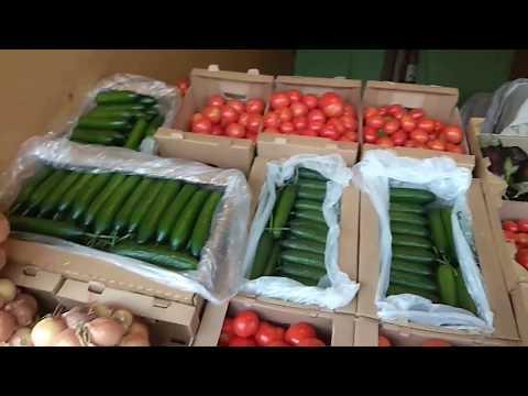 Оптовый рынок, сравниваем цены Кузбасса и Кубани