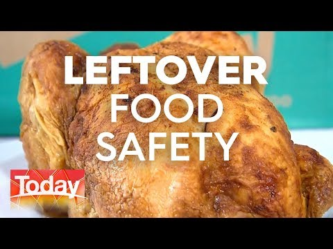 Six tips to keep your food safe | TODAY Show Australia