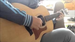 Nisekoi OP CLICK - ClariS [ ニセコイ ] Acoustic Guitar Fingerstyle Solo