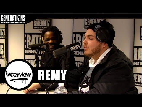 """Rémy - Interview """"C'est Rémy"""" (Son image, sa vision & l'authenticité)"""