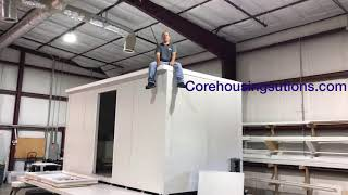 "15'4"" SIP tiny house from Corehousingsolutions.com stay tuned for u..."