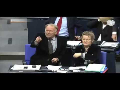 Gregor Gysi versus Von der Leyen