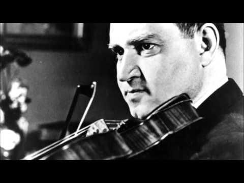 Bartók - Six romanian folk dances - Oistrakh / Kollegorskaya
