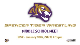 Spencer Middle School Wrestling Meet