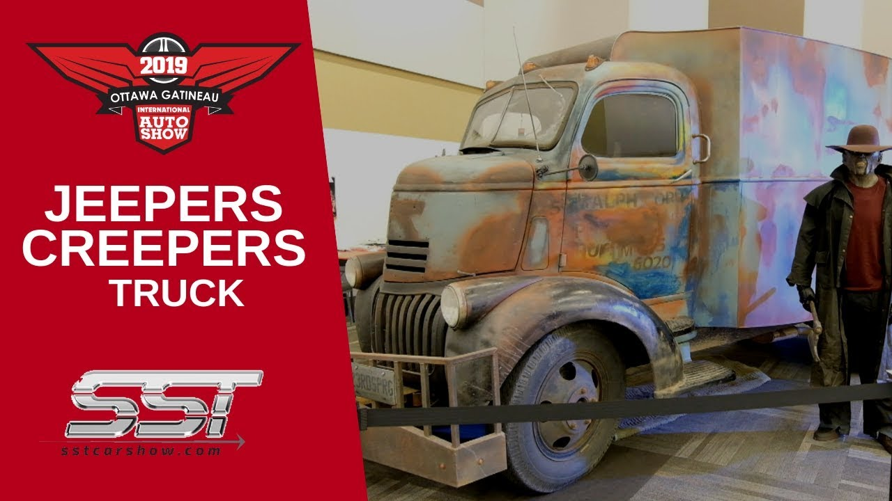 The music was written by harry warren and the lyrics by johnny mercer for the 1938 movie going places. Jeepers Creepers Truck Youtube
