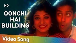 Oonchi Hai Building Salman Khan Karishma Kapoor Rambha Judwaa