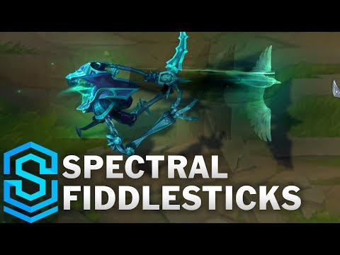 Spectral Fiddlesticks Skin Spotlight - Pre-Release - League of Legends