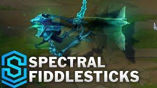 Spectral Fiddlesticks Skin Spotlight - Pre-Release - League of Legends