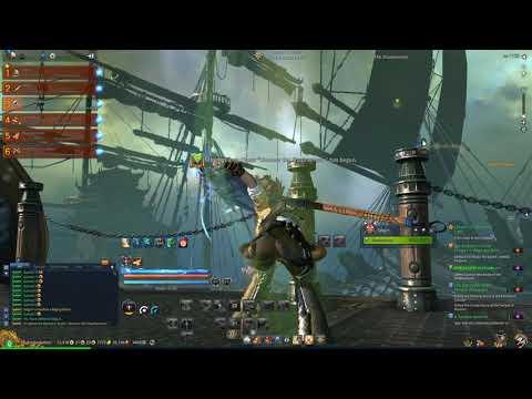 Blade & Soul [NA] Shadowmoor - Full Run (Normal Mode) Destroyer PoV