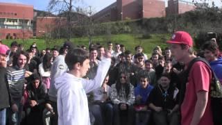 Eloy Vs LMC Vs Nico (BATALLÓN) | 16avos | 1ª Regional FullRap Cantabria