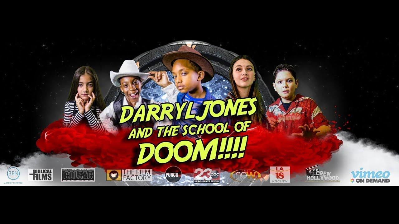 Darryl Jones Villain's Revenge  Promo