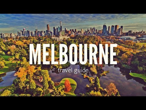 MELBOURNE Australia Travel Guide, 5 best place to visit in melbourne !!