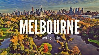 MELBOURNE Travel Guide, top 5 best places in melbourne !!