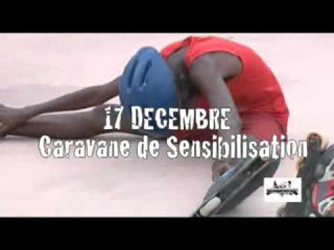 Roller Senegal - FREESTYLE ROLLER Spot 6eme anniversaire