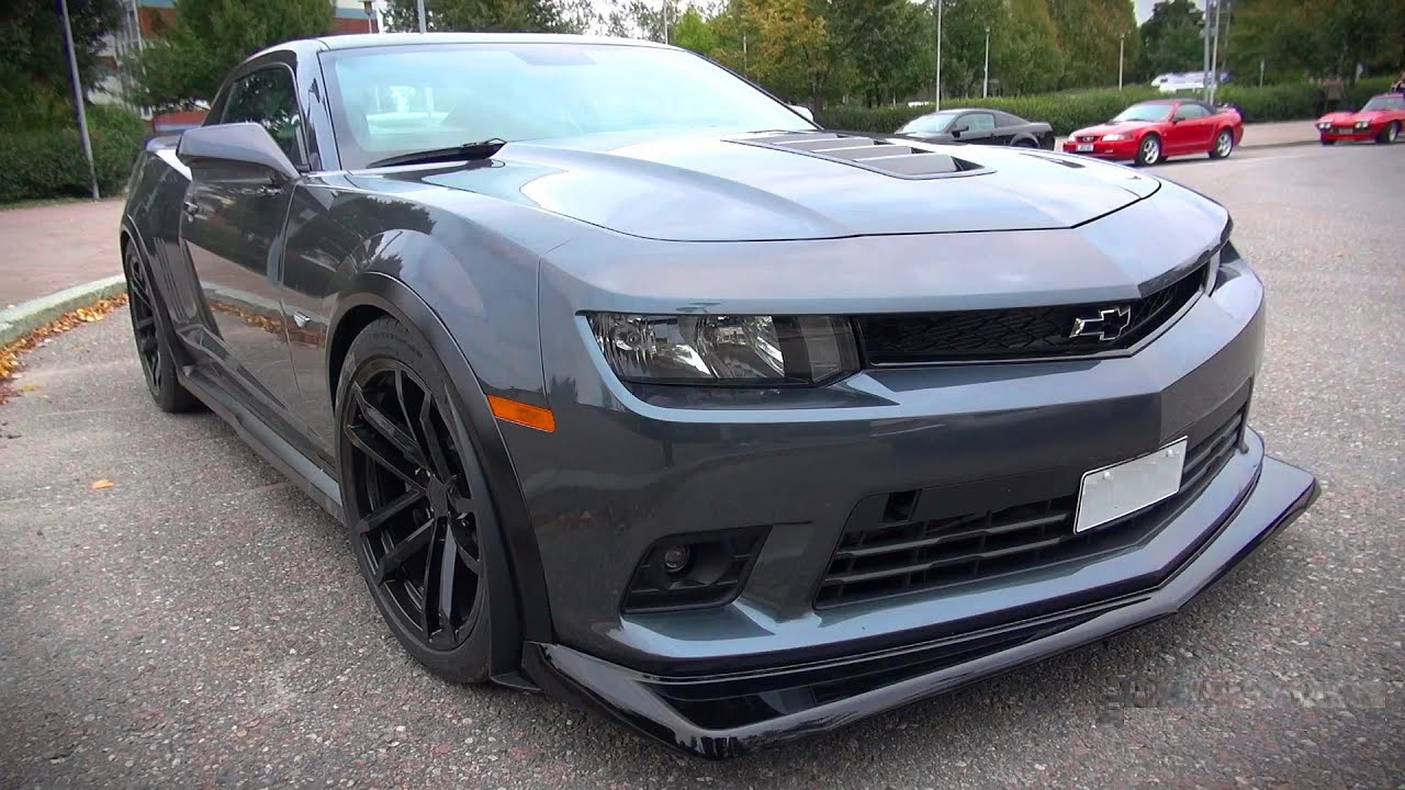 The Meanest Amp Most Badass 5th Gen Camaro Ever Youtube