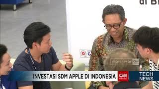 Gambar cover Investasi SDM Apple di Indonesia - TechNews