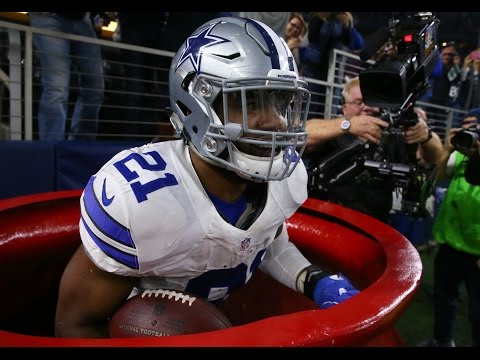 "Ezekiel Elliott Rookie Highlights ""Erase Your Social"""