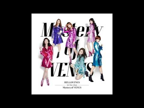 HELLOVENUS - 6TH MINI ALBUM - Mystery of VENUS (FULL ALBUM)