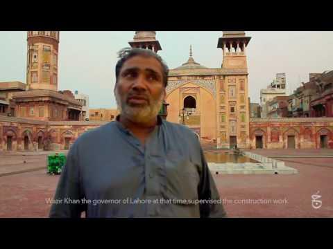 Wazir Khan Mosque Justujoo