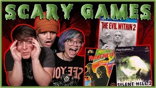 HORROR VIDEOGAMES Through the Ages!! (Let's Play) | Thomas Sanders thumbnail