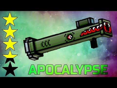 Apocalypse - Pixel Gun 3D Gameplay
