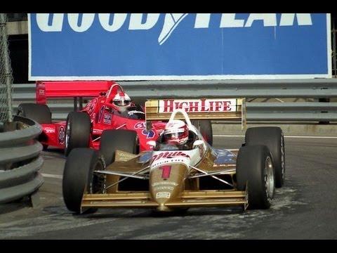 1989 Valvoline Detroit Grand Prix