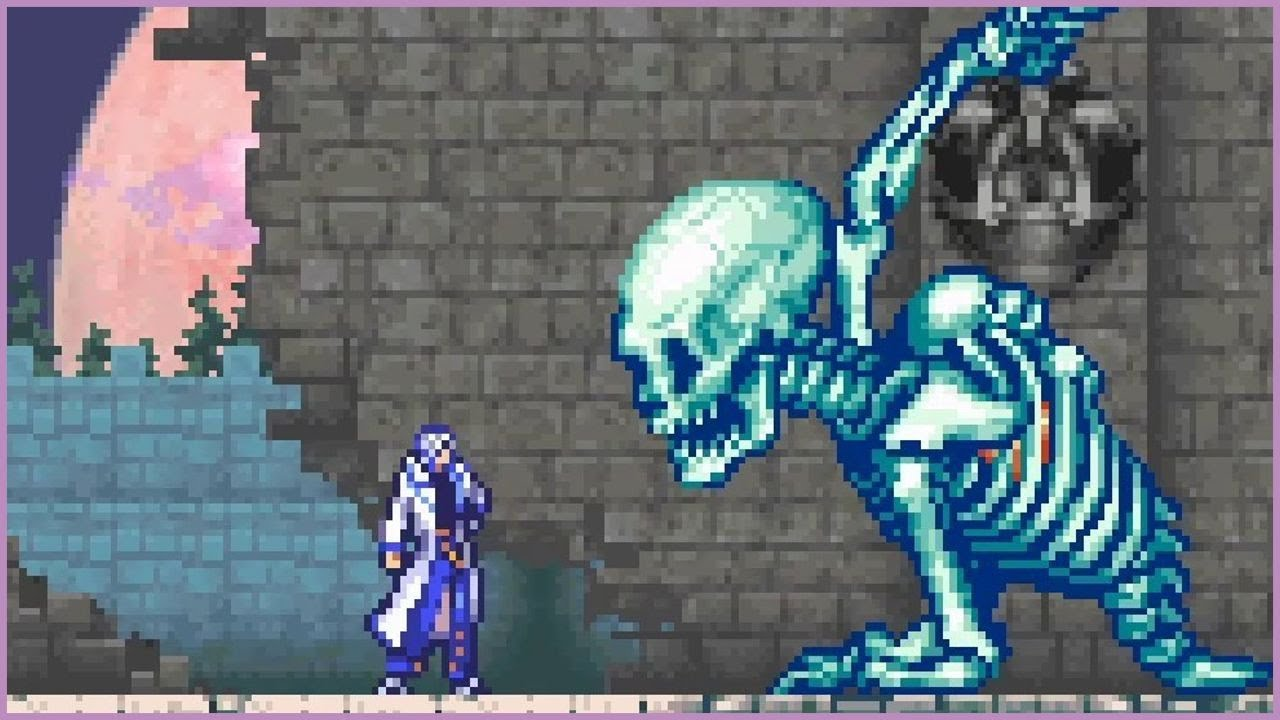 Castlevania: Aria of Sorrow - Game Boy Advance