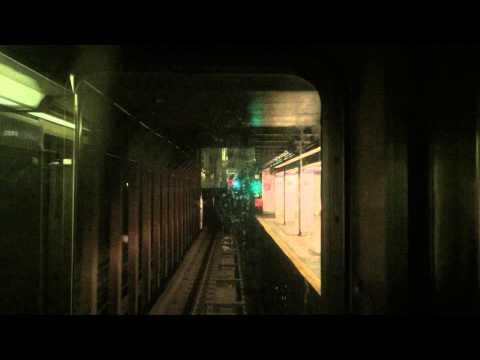 New York City Subway HD: Bombardier R62A 6 Train Railfan 125th Street to Brooklyn Bridge - City Hall