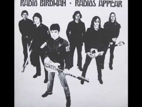 Radio Birdman -  Murder City Nights