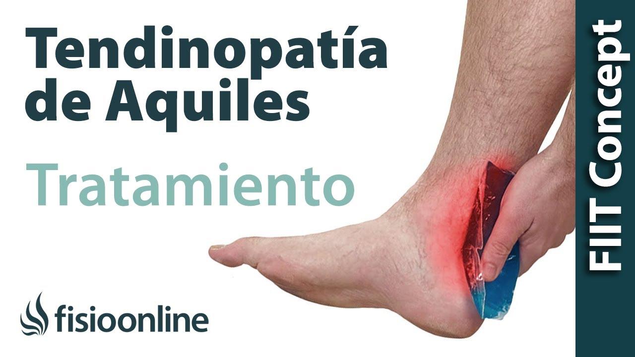 como curar el dolor del talon de los pies