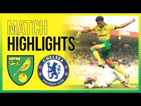 HIGHLIGHTS | Norwich City 2-3 Chelsea | City On Losing Side In 5 Goal Thriller