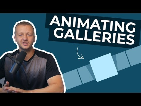 Creating & Animating CSS Thumbnail Galleries