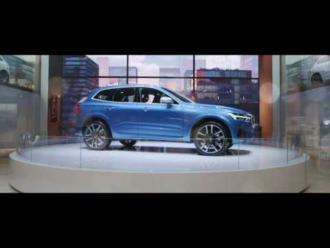 The New Volvo XC60: Geneva Highlights