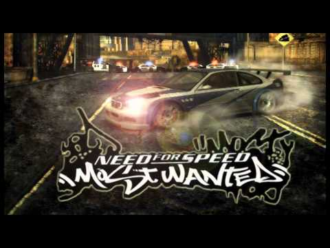 Need for Speed Most Wanted Cop Music and Radio Mashup