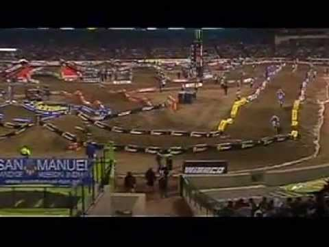 2011 Anaheim 1 Monster Energy AMA Supercross Championship Round 1 (SX Lites West Round 1) Part 2