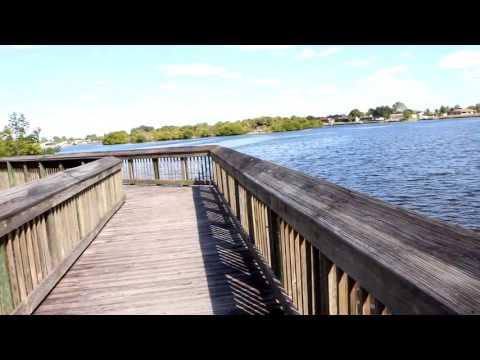 SECRET FISHING SPOTS IN FLORIDA!