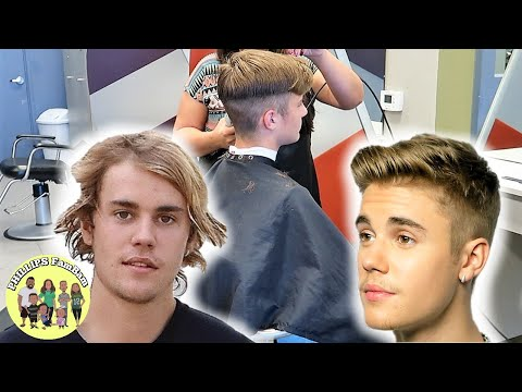 ✂ JUSTIN BIEBER HAIRCUT ? BACK TO SCHOOL HAIRCUTS FOR THE BOYS