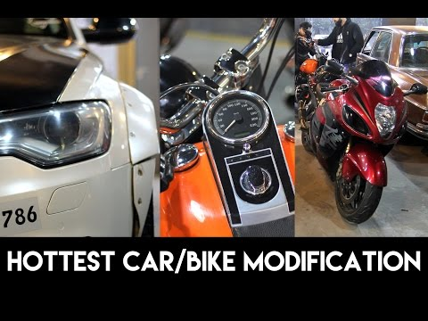 cheapest modification of car &bikes in delhi | WRAPSTERS  | GAURAVZONE