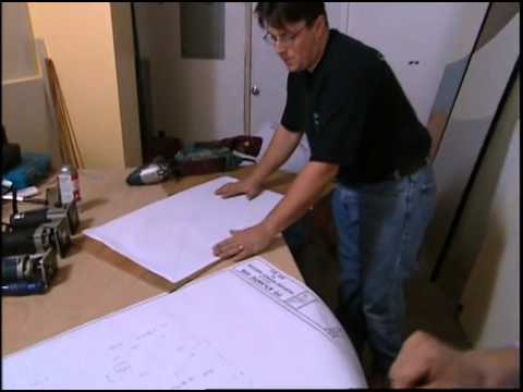 Covering Doors with Plastic Laminate