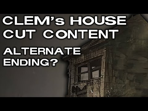 Clementine's House Cut Content Confirmed - The Walking Dead: The Final Season Alternate Ending?