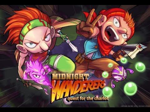 Three Wonders:Midnight Wanderers (1991,ARCADE) full playthrough.