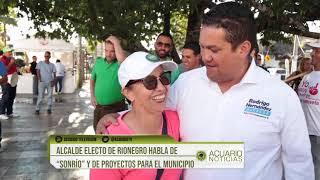 """Alcalde electo de Rionegro habla de """"Sonrío"""" y de proyectos para el municipio"""
