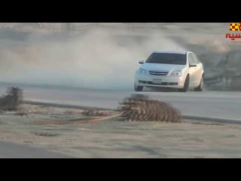 Crazy arab drift Dangerous show off for money from oil allah