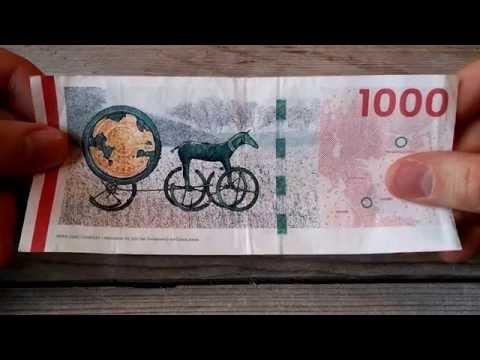 Danish bank notes