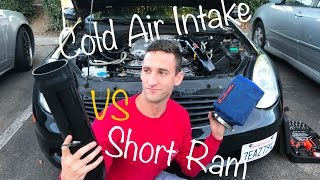 Cold Air Intake VS Short Ram - Which is better?