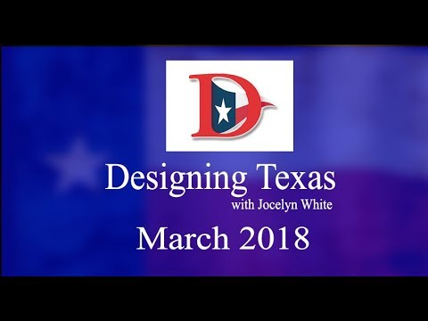 Designing Texas March 2018